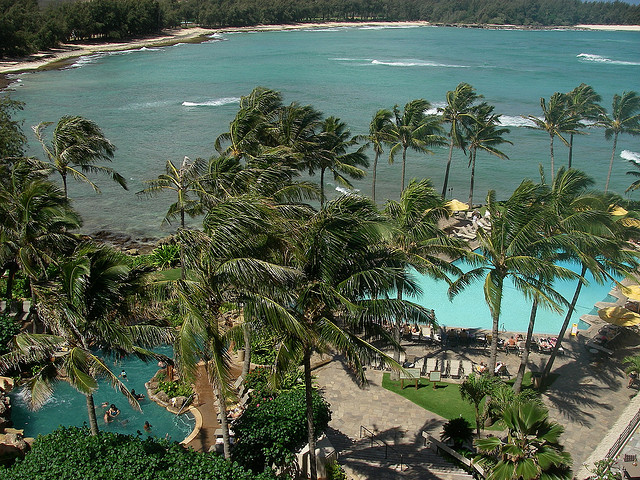 Turtle Bay Resort on Oahu's North Shore