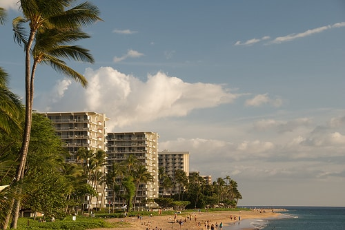 Kaanapali beach hotels