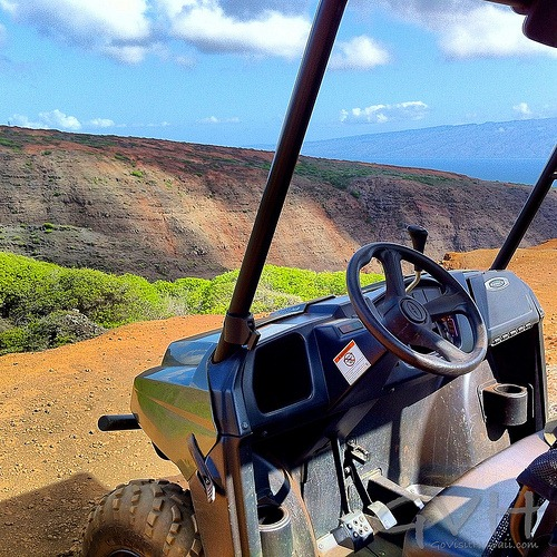 Lanai UTV
