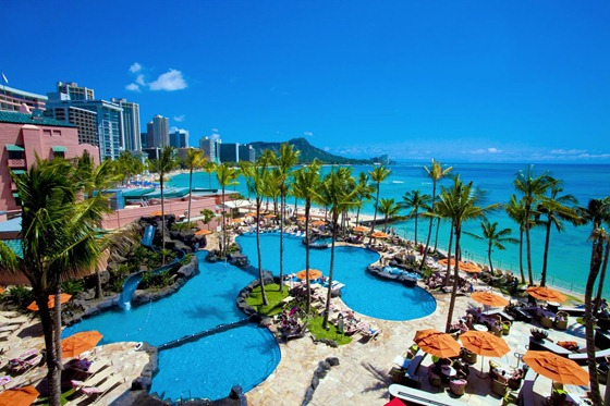 waikiki pool