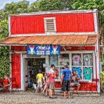 Aoki's Shave Ice in Haleiwa