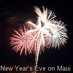 Maui New Year's Eve Firewoks