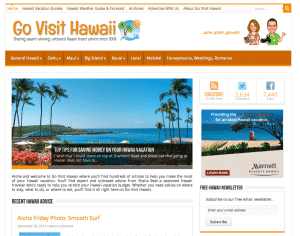 The New Go Visit Hawaii