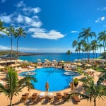 Four Seasons Lanai at Manele Bay pool