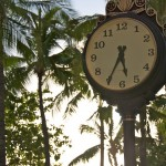 hawaii clock time
