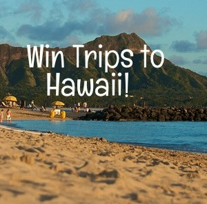 how to win free trips to hawaii