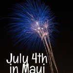 july 4th in maui
