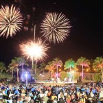 waikoloa beach resort fireworks july4 2