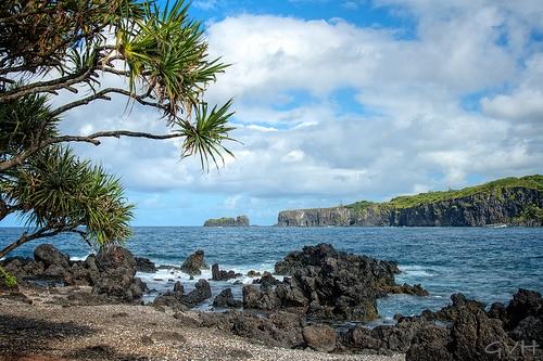 A visit to Keanae Peninsula off the road to Hana offers beautiful views of the East Maui coast.
