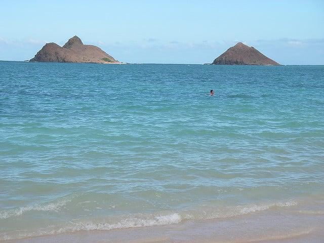 Mokulua Islands