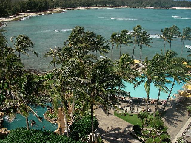 Turtle Bay Resort on Oahu's North Shore