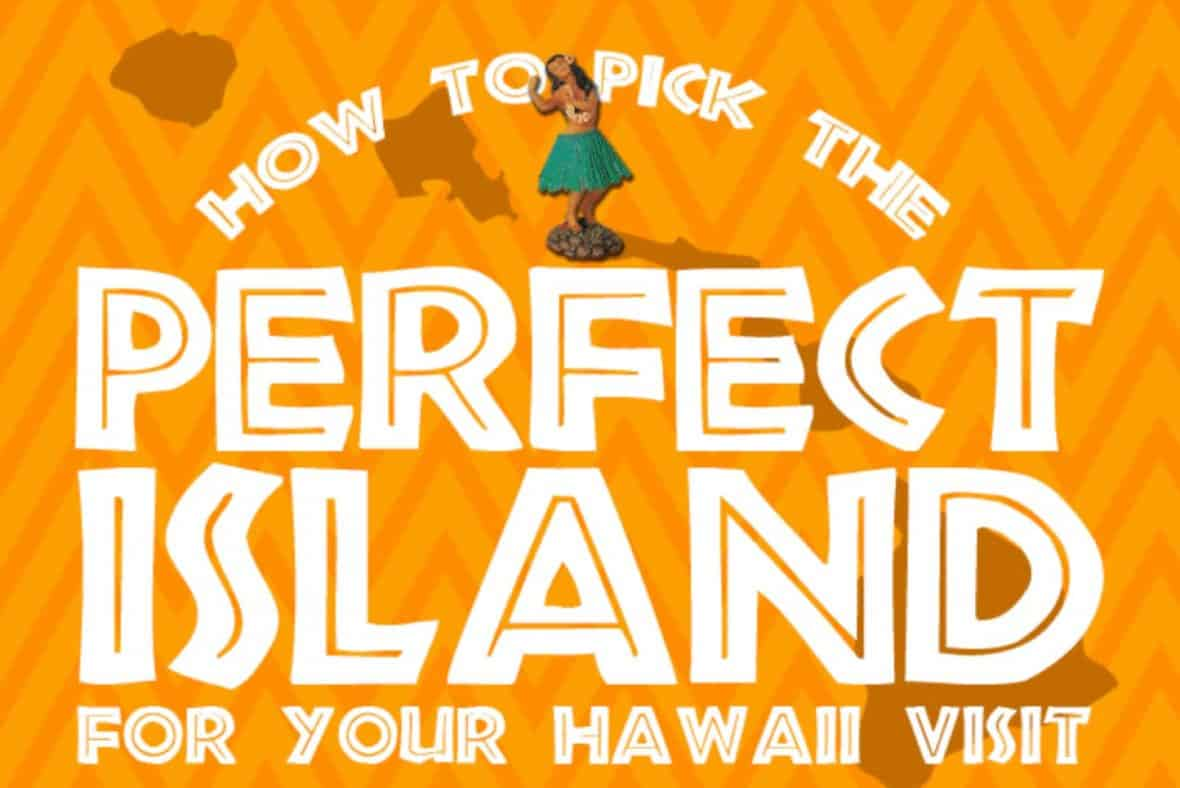 bfe4cd95c Which is the Best Hawaiian Island to Visit for Your Vacation? - Go Visit  Hawaii