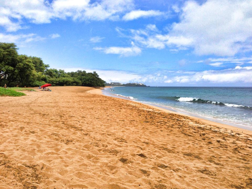 North Kaanapali Beach