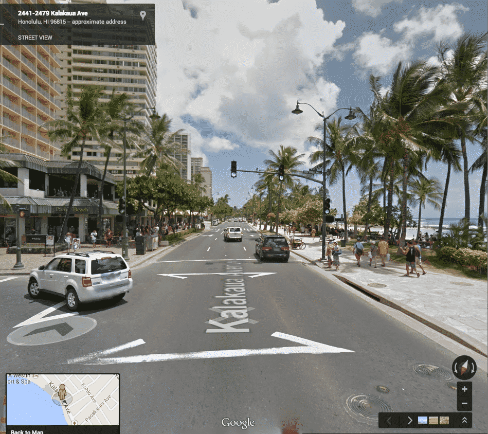 f727fd8e2a Advice for driving and parking in Waikiki Beach - Go Visit Hawaii