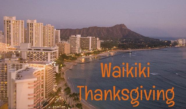 WaikikiThanksgiving