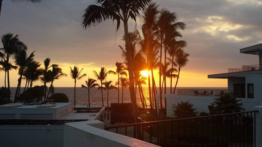Aloha Friday Photo Savoring The Final Hawaiian Sunset