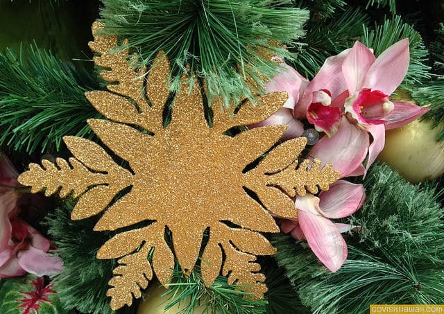 Christmas In Hawaii Decorations.Hawaiian Style Christmas Trees And Decorations Photos Go