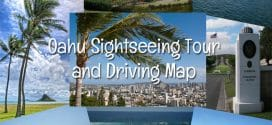 Detailed Oahu sightseeing plans for a day trip island hop