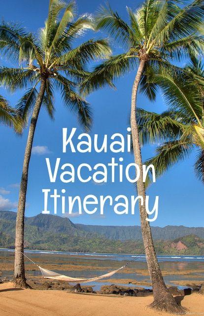 one week kauai vacation itinerary travel planner go visit hawaii rh govisithawaii com