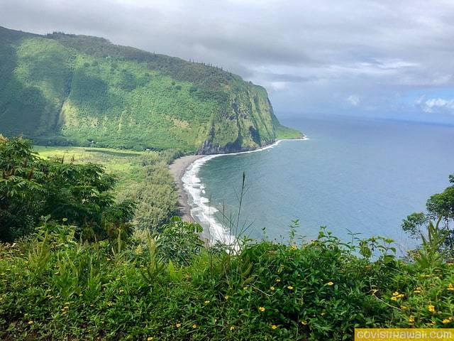 An excellent way to see Waipio Valley with Waipio Valley Shuttle Tour