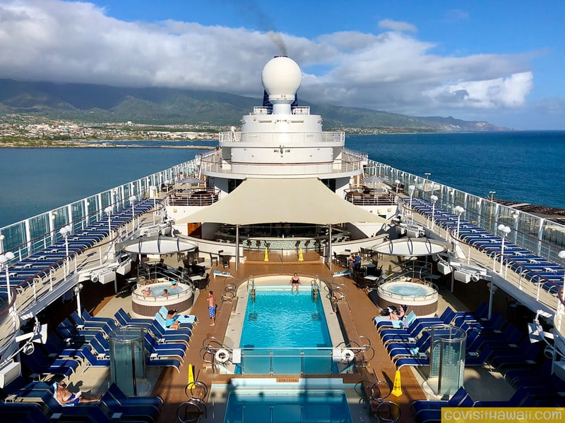 Cruise To Hawaii >> Review Of Ncl Pride Of America Cruise Around Hawaii Go
